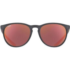UVEX LGL 43 Glasses grey matt/mirror orange